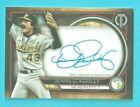 2020 Topps Tribute DENNIS ECKERSLEY GOLD CERTIFIED AUTOGRAPH 10