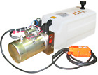 Bailey Hydraulic Power Unit 12V DC Solenoid Operated 13 Gallon Poly Tank