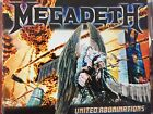 MEGADETH - United Abominations CD 2007 Roadrunner Excellent Cond!