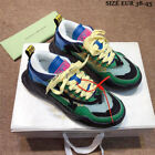 OFF WHITE Odsy Green Low Top
