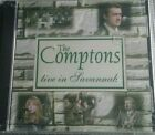 The Comptons Live in Savannah CD