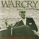 Warcry - Maniacs On Pedestals (CD, Album)