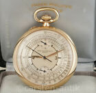 Patek Philippe & Cie 1924 Extrem seltener Genfer Pulsometer Chronograph Box Cer.