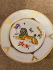 Lynn Chase CATS 8 Inch Salad Dessert Plate RARE
