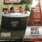 New Coleman Saluspa Inflatable Hot Tub Havana  Remote controlled Spa Pump 71x26