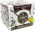 2019 PANINI LEGACY FOOTBALL HOBBY 12 BOX CASE