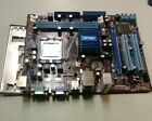ASUS P5G41T M LX2 GB Rev 102 DDR3 Intel LGA 775 Motherboard CPU SLGTG