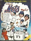 A COMPLETE PACKAGE OF 1981 METS MEMORABILIA IN EXCELLENT CONDITION!