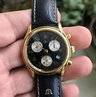 MAURICE LACROIX ref.04663 quartz chronograph working condition