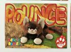 TY BEANIE BABIES Collector Cards 1999 2nd EDITION SERIES 3 POUNCE the Cat #117