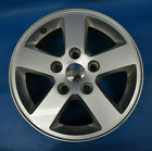 Dodge Grand Caravan 2008 2013 Used OEM Wheel 16x65 Factory 16 Rim SILVER