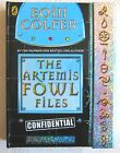 Colfer Artemis Fowl Files Confidential New UNUSUAL BOARDS 1st 1st Signed UK HC