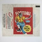 Visual Guide to Vintage Football Card Wrappers - Leaf, Bowman, Philadelphia and Fleer 35