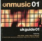 ONMUSIC01 14 TRACK COMPILATION PROMO CD STATE OF BENGAL ONLY CHILD JUTTIA RUBUS