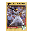 2020 Topps Now Turn Back the Clock Baseball Cards Checklist 17