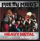 PRETTY MAIDS Heavy Metal Demo 83 CD Ltd300 Rare Madison Treat 220 Volt Leviticus