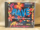Rave : You Know The Score! 1991 CD - Hardcore - Breakbeat - Techno - House RARE