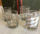 Handpainted 12 Oz Bar Glasses