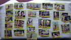 COMPLETE SET STAR WARS TOPPS 1977 SERIES 3 YELLOW TRADING CARDS W STICKERS