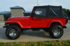 1991 Jeep Wrangler Renegade Fully for $7800 dollars