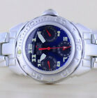 Sector No Limits Uhr ALUTEC 150 sportlicher Ladydiver blue Dial 35 mm daydate