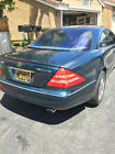 2002 Mercedes-Benz CL-Class below $4100 dollars
