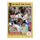 2020 Topps Now Turn Back the Clock Baseball Cards Checklist 22