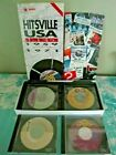 Hitsville USA - The Motown Singles Collection 1959-1971 4 CD Box Set w/ Booklet