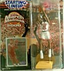 Sheryl Swoopes Starting Lineup NCAA March Madness 2000 Basketball Figure Texas T