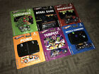 New Hot Wheels Atari Video Arcade Themed Vehicles complete Set Of 6 NIP