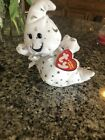 Vanish, Ghost Beanie Babies, TY, Old, Colectible, Ages 3-4