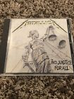 Metallica - ...And Justice for All CD