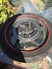 Honda Cbr125 Front Wheel And Disk No Tyre