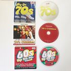 CD Collection Promo 60s Hits  70s Hits Classics