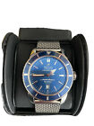 Breitling Superocean Heritage Automatic 46 Blue Dial Stainless Steel Watch