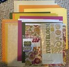 Close To My Heart CTMH Flirty 12x12 Scrapbook Paper Pack w Complements NEW HTF
