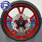 Rotation Titan Red Custom Motorcycle Wheel Full Front Package HOT DEAL BAGGERS