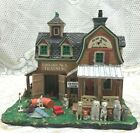 Lemax Glad Wags Dog Obedience Training School Christmas Village