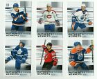 2015-16 Upper Deck Biography of a Season Hockey Cards 18