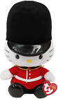 TY Beanie Baby - HELLO KITTY  ROYAL GUARD  UK Exclusive 8 inch