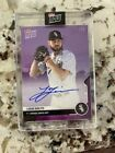 2020 TOPPS NOW ROAD OPENING DAY RTOD AUTO CARD 25 WHITE SOX LUCAS GIOLITO