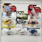 Hot Wheels Disney Character Cars Complete Set of 8 1 64 Diecast Cars NEW