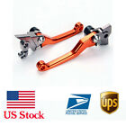 Dirtbike Brake Clutch Levers For KTM 250SX-F/XC-F/SX/XC/EXC six days 2007-2013