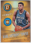 2015-16 Panini Gold Standard Basketball Cards - SSP Info Added 3