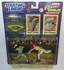 Roger Clemens Curt Schilling 2000 Starting Lineup Classic Doubles MLB Baseball