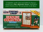 1991 STARTING LINEUP. BARRY SANDERS DETROIT LIONS HEADLINE COLLECTION. KENNER
