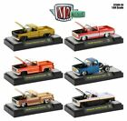 M2 MACHINES 2020 CHEVY CHEVROLET GMC SQUARE BODY TRUCK SET of 6 MIP NEW