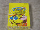 1980 Fleer PAC MAN RARE French Canadian Version Full Box - 36 Unopened Wax Packs