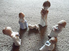 spanish lladr lladro nativity scene set christmas ornaments holy family wisemen