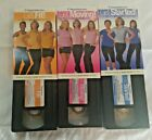 Weight Watchers Get In Shape Series VHS Exercises Set
